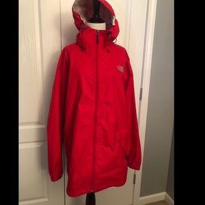 Men's XL Hyvent 2.5L North Face Rain jacket
